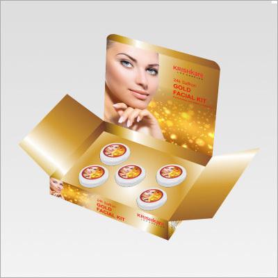 24k Saffron Gold Facial Kit 250g