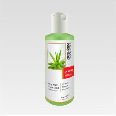 Herbal Body Wash Aloe Vera