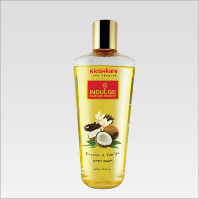 Indulge Body Wash Coconut & Vanilla 250ml
