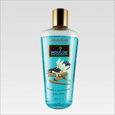 Indulge Body Wash Vanilla & Sandalwood 250ml