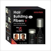 Hair Building Fibers 22g+100ml