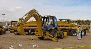 Earth Moving Heavy Equipment