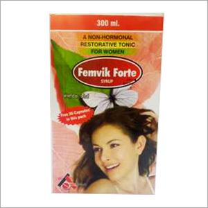 Femvik Forte Syrup