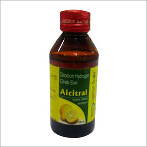 Alcitral Syrup