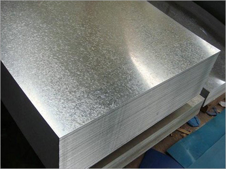 Galvanized Plain Sheets