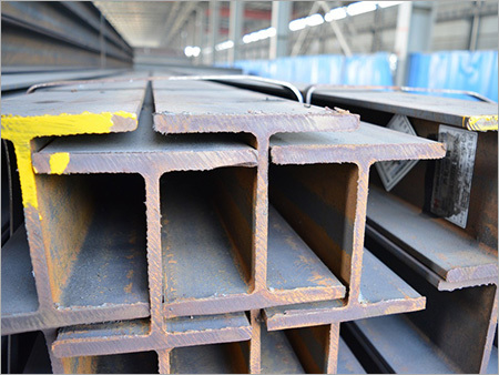 Mild Steel H Beams Supplier, Mild Steel H Beams Trader In