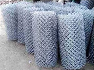 Chain Linked Wire