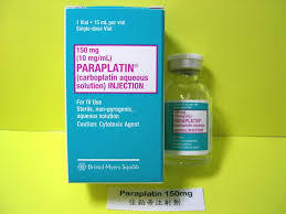 Paraplatin Injection