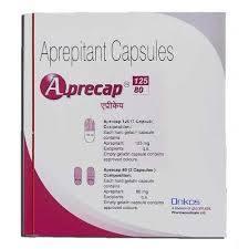 Aprecap Capsules 125 mg