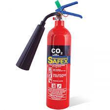 Co2 Fire Safety Extinguisher