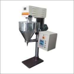 Semi Automatic / Automatic Powder Filling Machine