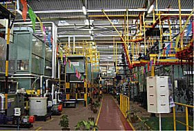 CED Plant Machinery