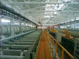 Zinc Plating Plant