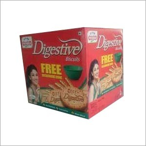 Digestive Biscuits Box