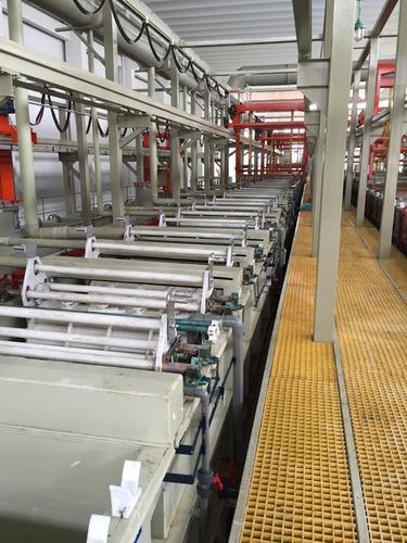 Zinc Barrel Plating Plant