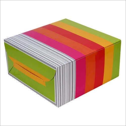 4 Piece Cupcake Boxes