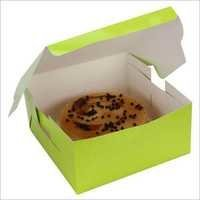 Cake Box - Green (For 1 Kg Cake)