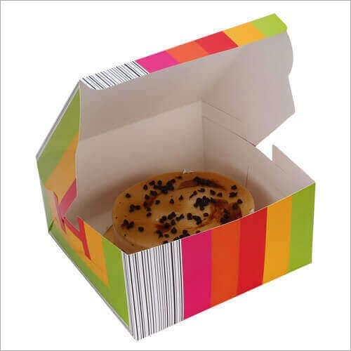 Cake Box - Multicolour (For 1 Kg Cake)
