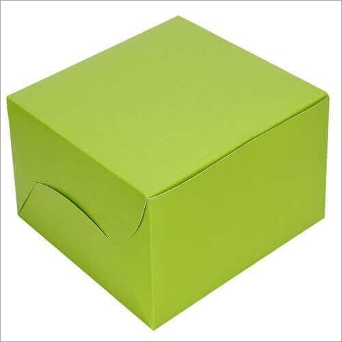 Pastry Box - Green