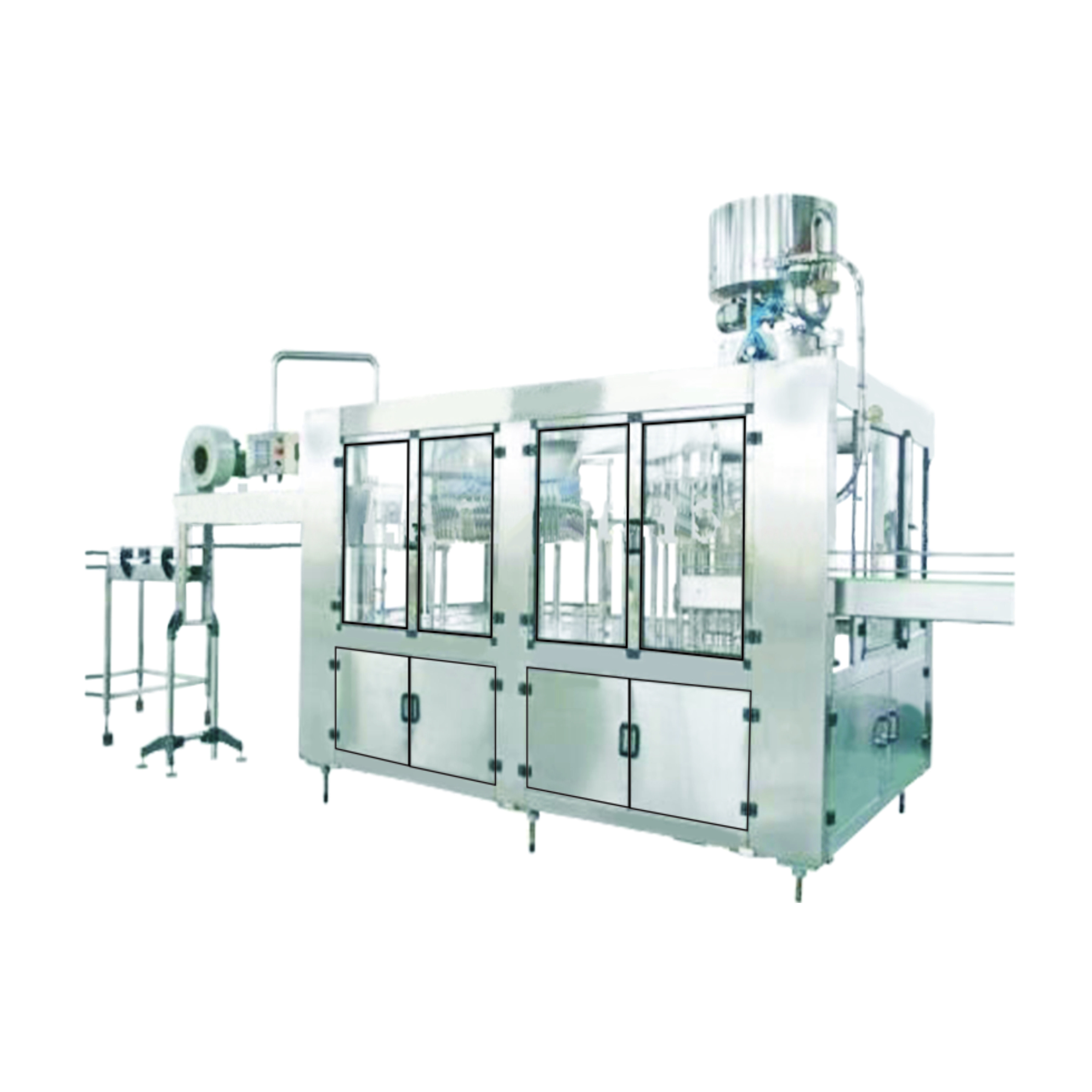 Packaged Drinking Water Plant - Manufacturer,Supplier,Exporter