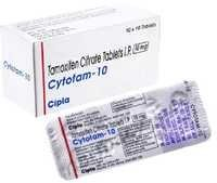 Cytotam Tablets 10 mg