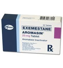 Aromasin Tablets 25 mg