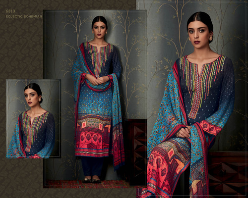 Pashmina Designer Suits