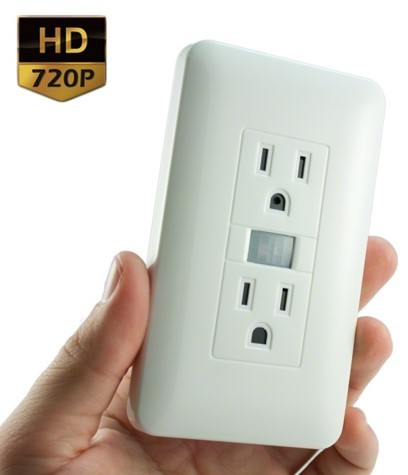 DVR VOICE ACTIVATED PLUG POINT
