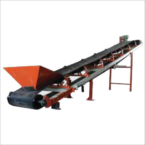 Fly Ash Belt Conveyors