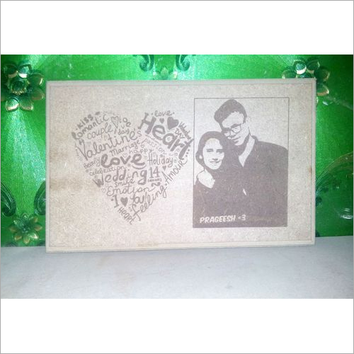 Wooden Marrige Plaque