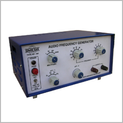 Decade Audio Frequency Generator