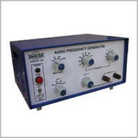 Decade Audio Frequency Generator