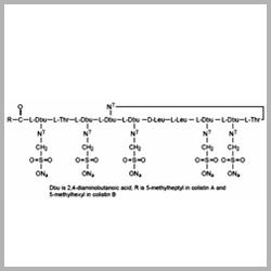 Sterile Colstimethate sodium I.P./B.P.(Lyophilized