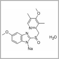 Sterile Omeprazole sodium