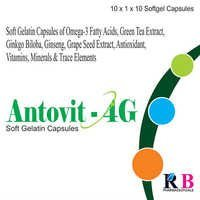 Antovit 4 G Carton and Foil