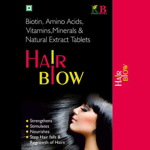 Hair Blow Tablet