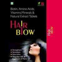 Hair Blow Tablet