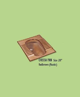 Rustic Orissa Pan