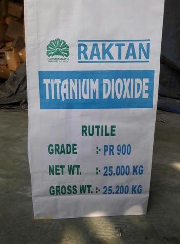 Titanium Dioxide RAKTAN PR999 (Rutile Grade)