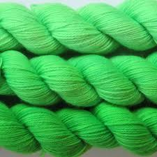 Acid Green Dyes