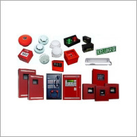 Fire Alarm System and Detection System