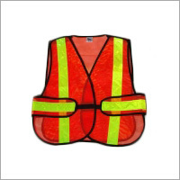 Fire Safety Reflector Vest