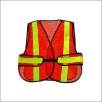 Fire Safety Reflector Vest