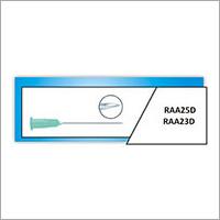 Retrobulbar Anesthesia Cannulas