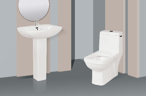 Sanitary ware couple suite
