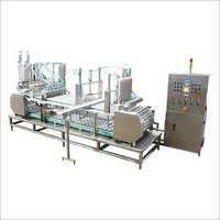 Automatic Curd Filling & Machine