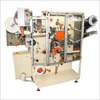 Double Chamber Tea Bag Machine