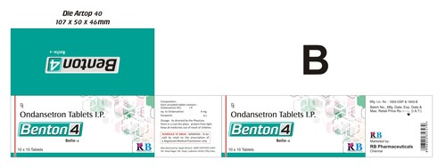 BENTON 4MG TABLETS