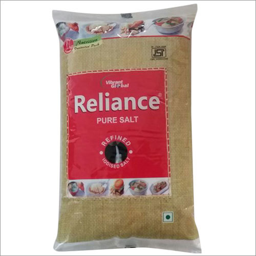 Triple Refined Iodised Salt