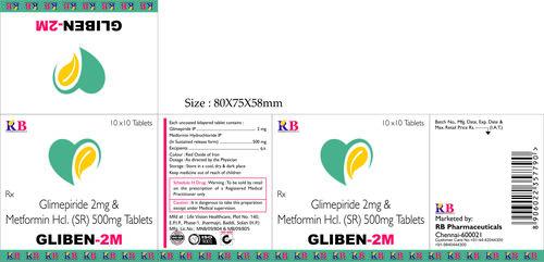 GLIBEN 2M